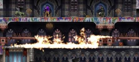 Castlevania HD débarque sur le Xbox Live