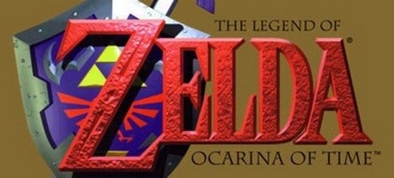 The Legend of Zelda : Ocarina of Time annoncé sur 3DS