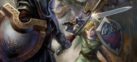Zelda Skyward Sword en Wiidéo et en images