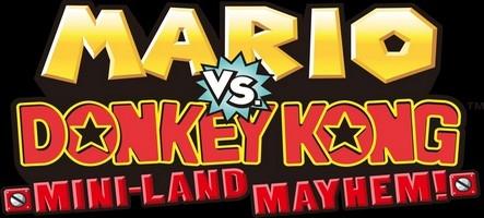 Mario vs Donkey Kong : Mini-Land Mayhem annoncé sur DS