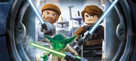 Lego Star Wars Clone Wars : la bande-annonce