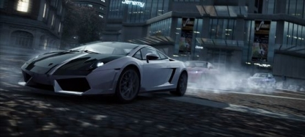 Need For Speed MMO : La liste des voitures