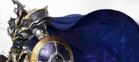 White Knight Chronicles en développement sur PSP