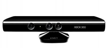 Microsoft Xbox 360 Kinect sera violet