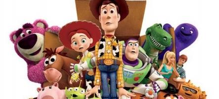 Toy Story 3 : Thrustmaster vers l'infini et au-delà