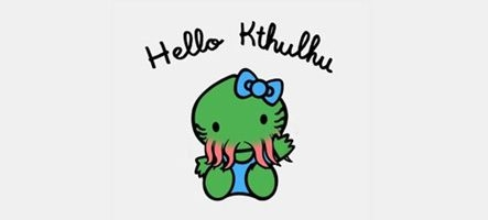 Des tee-shirts Hello Kthulhu...