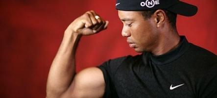 Tiger Woods : Les histoires de cul font mauvais ménage avec les ventes de jeux