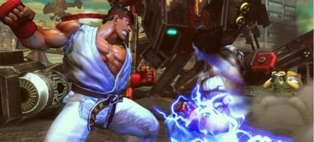 Street Fighter X Tekken et Tekken X Street Fighter annoncés
