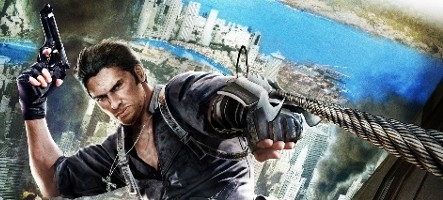 Steam brade Just Cause 2 pour le week end