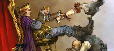 Fable III sera jouable avec Kinect