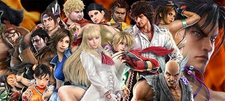 Tekken 6 passe la barre des 3 millions de ventes