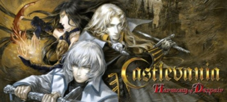 (Test) Castlevania : Harmony of Despair (XBLA)