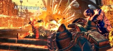 Nouvelles images de BulletStorm