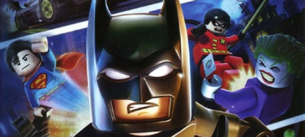 LEGO Batman 2 : DC Super Heroes (PC, Xbox 360, PS3)