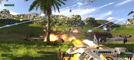 Serious Sam HD s'offre une sortie sur le Xbox Live