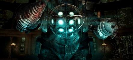 Une date pour le nouveau DLC de Bioshock 2