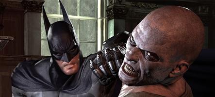 Les premières images de Batman : Arkham City
