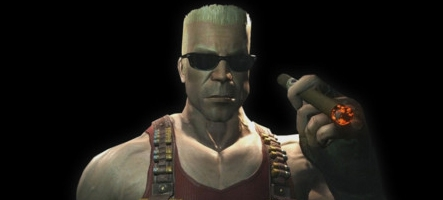 Duke Nukem Forever is back