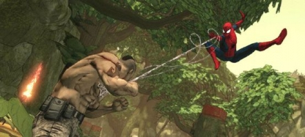 Sortie de Spider-Man Shattered Dimensions : 14 minutes de vidéo