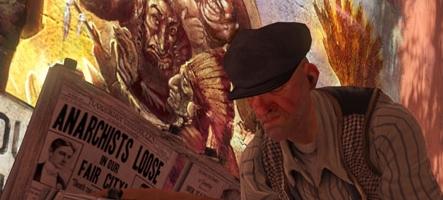 Les premières images in-game de Bioshock Infinite...