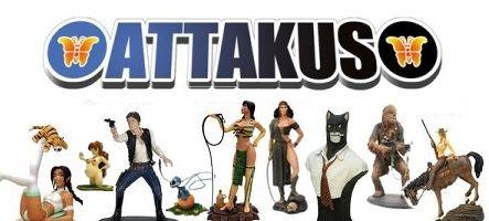 Attakus : Portes Ouvertes au pays des statuettes et des figurines