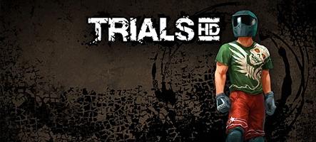 Trials HD dépasse le million de téléchargements sur le Xbox Live