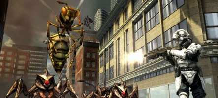 Earth Defense Force: Insect Armageddon pour 2011