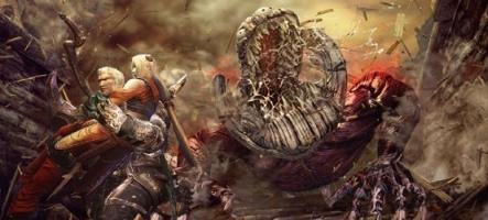 Knights Contract : du sang, des viscères et monstres démoniaques