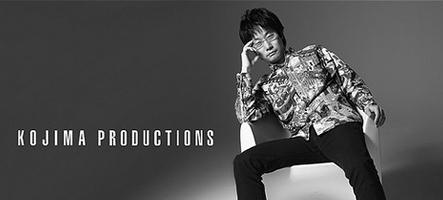 Hideo Kojima veut créer à nouveau