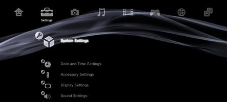 Le Firmware 3.50 est désormais disponible pour la PS3