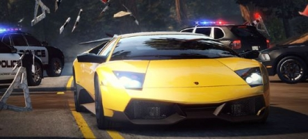 Need For Speed Hot Pursuit : Echappez à la Police !