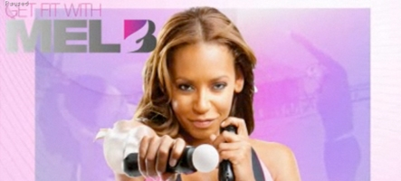 Get Fit with Mel B : le jeu de fitness de l'ex Spice Girl