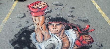 De nouveaux modes de jeu pour Super Street Fighter IV 3DS
