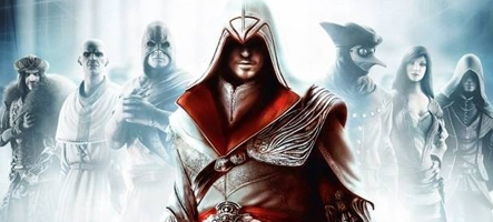 Assassin's Creed sur Facebook !