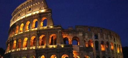 Les politiciens romains ont le droit de jouer pendant les réunions