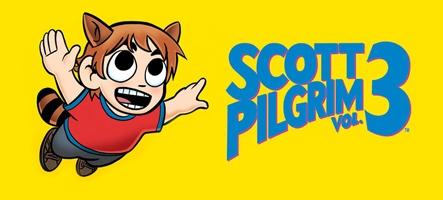 Un nouveau DLC pour Scott Pilgrim en Novembre