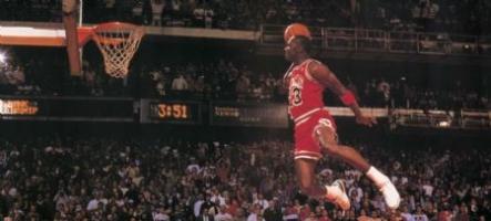 NBA 2K11 : Le jeu de Michael Jordan