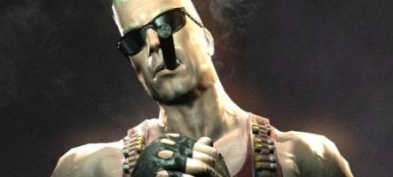 Les premiers codes d'accès à la démo de Duke Nukem Forever inclus dans l'édition GOTY de Borderlands