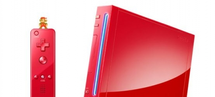 Nintendo annonce une Wii Rouge exclusive