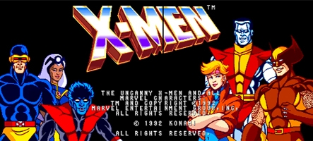 Un beat them all XMEN sur le PSN et le XBLA
