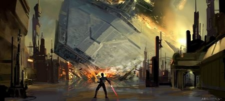 Un trailer pour Star Wars: The Force Unleashed 2