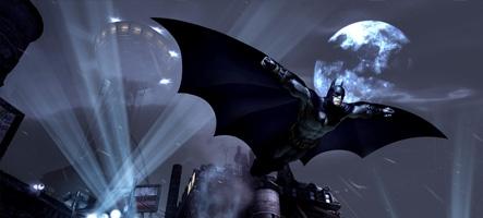 Batman Arkham City : des images alléchantes