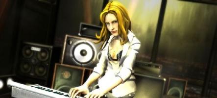 Rock Band Music Finder : un widget pour rechercher l'une des 2000 chansons du jeu
