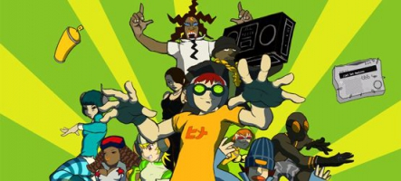 Jet Set Radio HD (Xbox 360, PC, PS3)