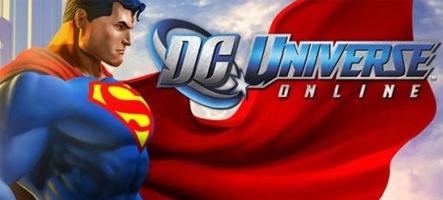 Un casting vocal de choix pour DC Universe Online