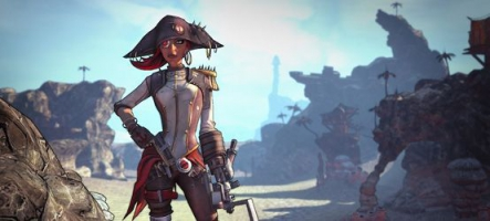 Borderlands 2 : Le Capitaine Scarlett et son butin de pirate (PC, Xbox 360, PS3)