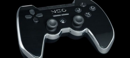 Neo, une manette PS3 au design innovant