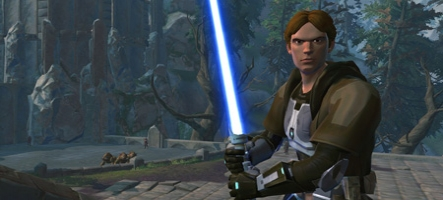L'agent impérial de Star Wars: The Old Republic se dévoile