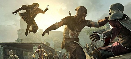 Un DLC gratuit en exclusivité PS3 pour le lancement d'Assassin's Creed : Brotherhood