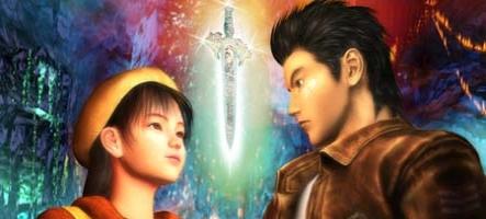 Sega n'exclut pas un Shenmue 3